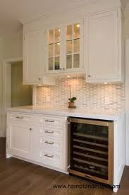 Basket Weave Kitchen Backsplash by Caesar Stone Misty Carrera A Good Looking Alternative To Marble