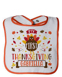 thanksgiving bib personalized my thanksgiving bib