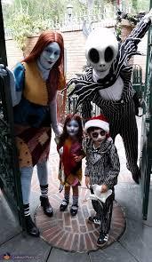 Sally Halloween Costume Adults Jack Sally Kids Halloween Costumes Photo 2 2
