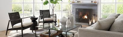 Eclectic Living Room Furniture Modern Eclectic Living Room Lounge Crate And Barrel