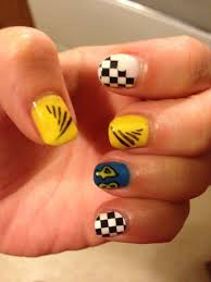 9 best my style images on pinterest nascar nails nail ideas and