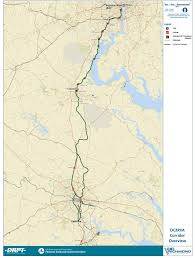 Amtrak National Map by D C To Richmond High Speed Rail Scoping Meeting