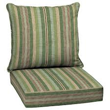 Patio Furniture Chicago Area Shop Allen Roth Multi Eucalyptus Multi Eucalyptus Stripe Deep