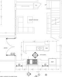 Galley Kitchen Width - kitchen island layout diions u shaped kitchen layouts island