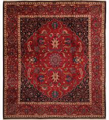 Antique Persian Rugs by File Antique Persian Mashad Rug Jpg Wikimedia Commons