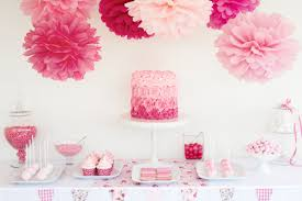 pink baby shower inexpensive baby shower ideas in pink baby shower ideas gallery