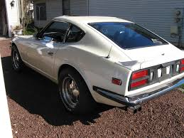 1974 nissan 260z p factor 1974 datsun 260z specs photos modification info at