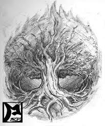 50 latest tree of life tattoos designs