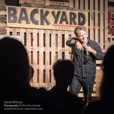 Backyard Comedy News David Whitney