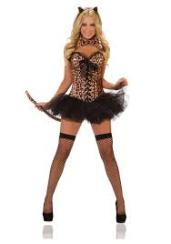 black cat costume for halloween leopard halloween costume women