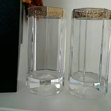 Rosenthal Glass Vase 58 Off Versace Other Rosenthal Aperitif Versace Glasses From