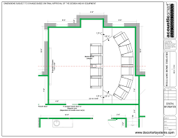 theatre floor plan blue print and design gallery natural audio