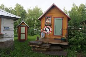 Tiny Homes Minnesota by Lucky Buck Tiny House Guesthouse For Rent In Duluth Minnesota