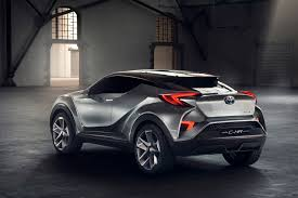 suv toyota 2015 toyota confirms small suv based on 2015 c hr concept practical