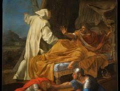 Christ Healing The Blind Christ Healing The Blind Man Eustache Le Sueur Allpanters Org