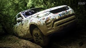 2017 New Land Rover Discovery Offroad Test Camouflage Kids