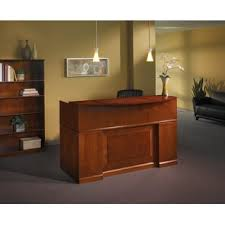 Office Furniture Reception Desks Reception Desks Suites You Ll Wayfair