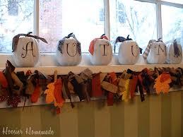 festive thanksgiving garland hoosier