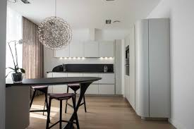 gorgeous snaidero installation in moscow ola 20 kitchen design