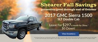 volvo commercial truck dealer near me shearer chevrolet buick gmc cadillac car dealership near