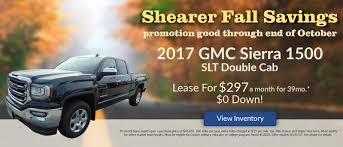 volvo semi truck dealer near me shearer chevrolet buick gmc cadillac car dealership near