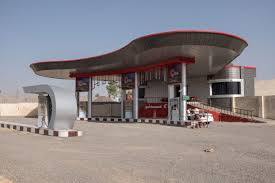 the weird and wonderful gas stations of iraq yes gas stations