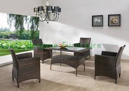 Online Get Cheap Wicker Dining Tables Aliexpresscom Alibaba Group - Dining table with rattan chairs