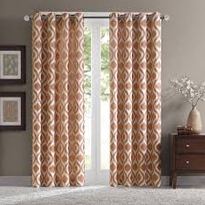 Orange Patterned Curtains Best 25 Chenille Curtains Ideas On Pinterest Quilts And