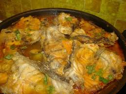 cuisine tunisien le couscous aux poissons tunisien cuisine en fête de gabrielle