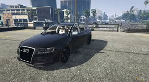 2009 audi rs6 avant c6 for gta 5