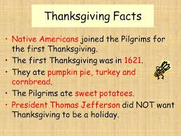 facts about thanksgiving the best fact in 2017