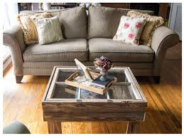 Diy Wood Coffee Table by 10 Diy Coffee Tables How To Make A Coffee Table