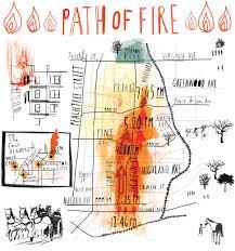 Map Of Atlanta Beltline by The Second Burning Of Atlanta Atlanta Magazine