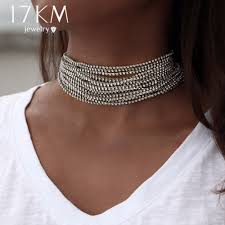 vintage crystal choker necklace images Buy crystal choker and get free shipping on jpg