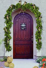holiday front door decor beautiful christmas interiors and