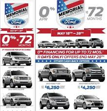 memorial day car sales 2012 rolling out cars special offers and