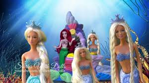 the little mermaid fairy tales doll videos disney princesses