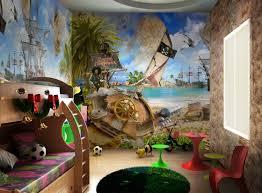 kinderzimmer pirat fototapete im kinderzimmer 30 wandgestaltung ideen
