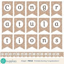 congratulations wedding banner congratulations printable bunting flower pattern