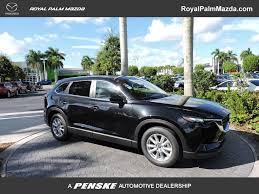 2016 mazda vehicles 2016 used mazda cx 9 fwd 4dr sport at royal palm mazda serving