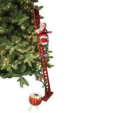 mr christmas mr christmas climbing santa bj s wholesale club