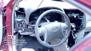 lexus recall melting dashboard how to repair a toyota camry melting dash board youtube