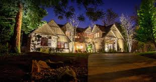 Design Landscape Lighting - landscape lighting design