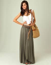 Long Flowy Maxi Skirt Long Grey Flowy Skirt U2013 Skirt Town