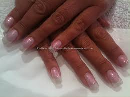 eye candy nails u0026 training natural acrylic overlays with vanilla