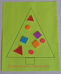 easy triangle christmas tree