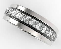 white gold mens wedding band mens white gold wedding rings with diamonds wedding promise