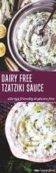 classic dairy free tzatziki meatified