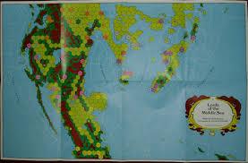 Grapefruit League Map Setting Balkanized Americas