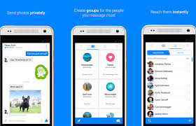 messenger apps for android messenger for android adds pin chats to home screen feature